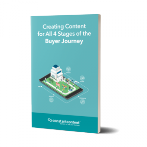 Creating Content for All 4 Stages of the Buyer Journey
